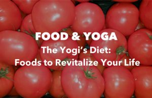 Food and Yoga