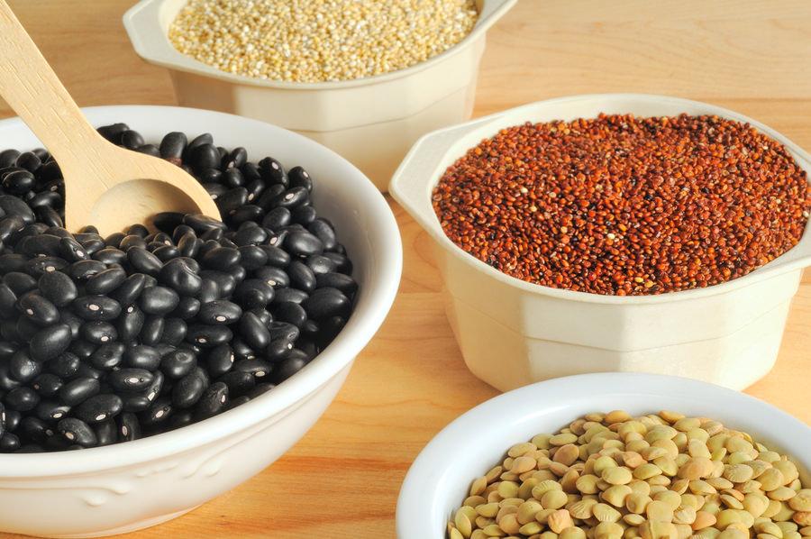bigstock-Black-Beans-Lentils-And-Quin-13614896