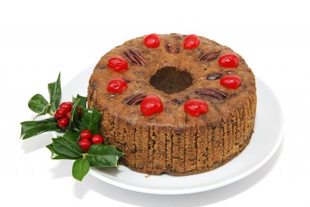 bigstock-Whole-Fruitcake-Isolated-2253124