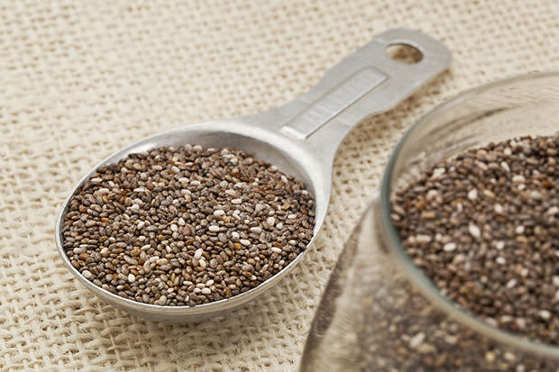 bigstock-chia-seeds-in-glass-jar-and-on-32390996