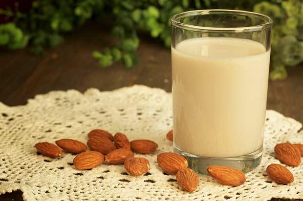 bigstock-Almond-Milk-44047978