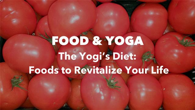 Food and Yoga